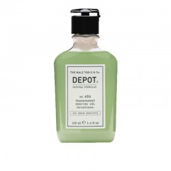 Depot No. 406 Transparent Shaving Gel 100ml