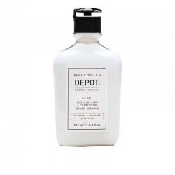Depot No. 501 Moisturizing e Clarifying Beard Shampoo 250ml
