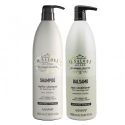Kit Alfaparf Il Salone Milano Mythic Shampoo 1000 ml + Epic Conditioner 1000 ml