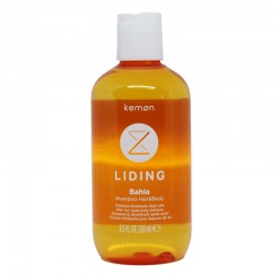 Kemon Liding Bahia Shampoo Hair & Body 250 ml