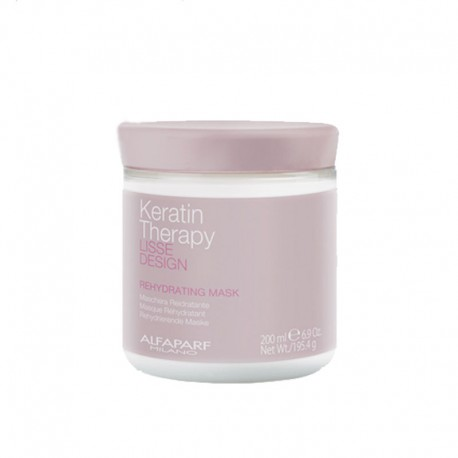 Alfaparf Lisse Design Keratin Therapy Rehydrating Mask 200 gr