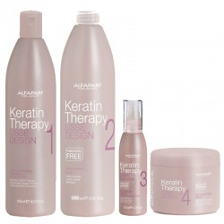 Alfaparf Lisse Design Keratin Deep Cleansing Shampoo 500 ml
