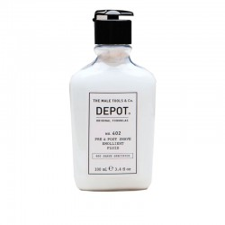 Depot No.402 Pre e Post Shave Emollient Fluid 100ml
