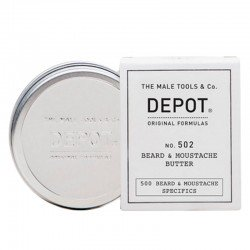 Depot No. 502 Beard e Mustache Butter 30ml