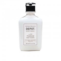 Depot No. 501 Moisturizing e Clarifying Beard Shampoo 250 ml