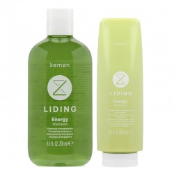 Kit Kemon Liding Energy Shampoo 250 ml + Energy Treatment 200 ml