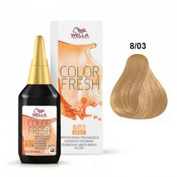 Wella Color Fresh 8/03 Biondo chiaro naturale dorato 75 ml