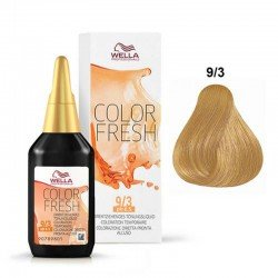 Wella Color Fresh 9/3 Biondo chiarissimo dorato 75 ml