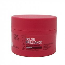 Wella Invigo Color Brilliance Maschrra Cap. Fini/Normali 150 ml