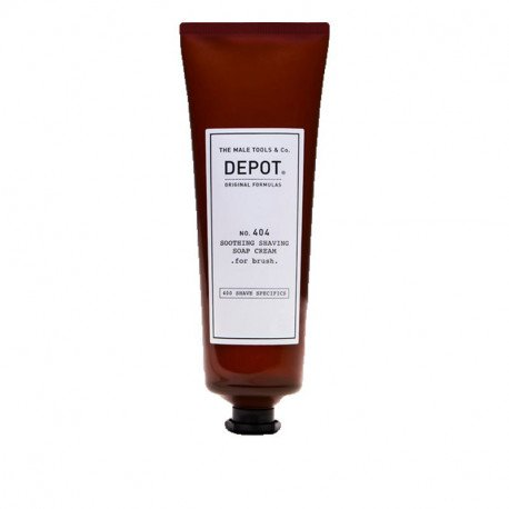 Depot No. 404 Soothing Shaving Soap Cream 125ml