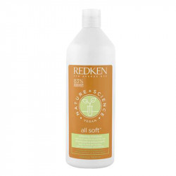 Redken Nature + Science All Soft Softening Shampoo 1000 ml