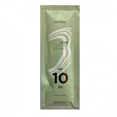 Kemon Nayo Cream Activator 10 vol. 25 ml
