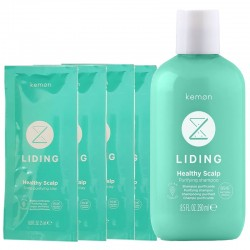 Kit Kemon Liding Healthy Scalp Purifying Shampoo 250 ml + Purifying Clay 25 ml