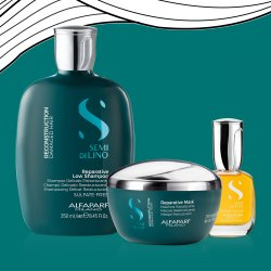 Alfaparf Semi di Lino Reconstruction Reparative low shampoo 250 ml