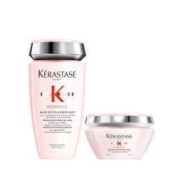 Kit Kerastase Genesis Bain Nutr-Fortifiant 250 ml + Masque Reconstituant 200 ml